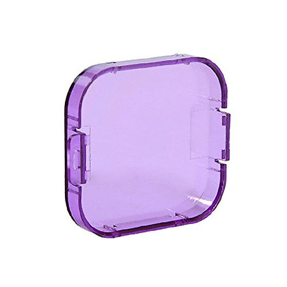 "Filtro compatible con GoPro 3 ""Violeta"""
