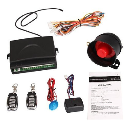 Kit alarma para coche