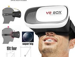 Gafas 3D de realidad virtual para smartphone