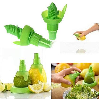 Spray pulverizador para limones, naranjas. etc.