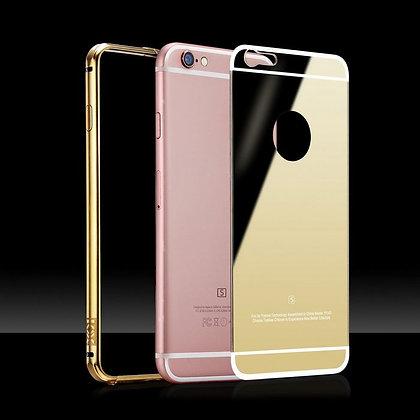Funda luxury iphone 6 plus cristal