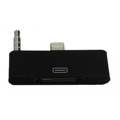 Adaptador Audio  Iphone 5 a iphone 4