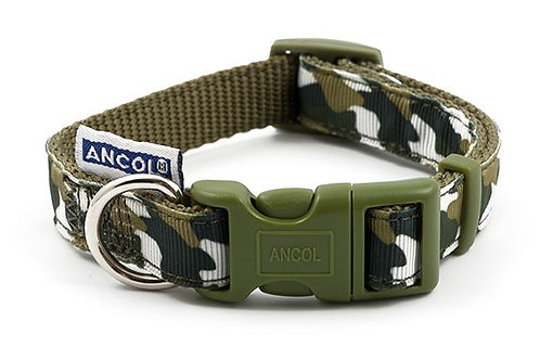 Combat Green Collar Large