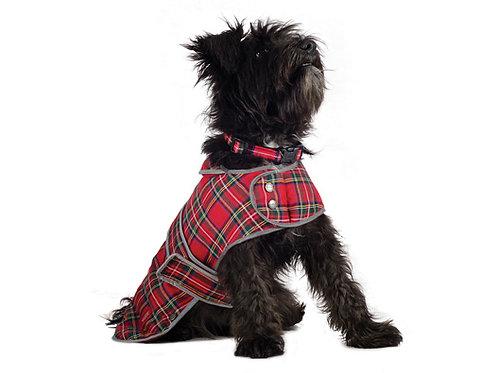 Highland Tartan Coat Small