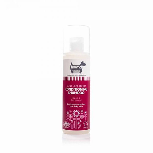 HowndGot An Itch? Natural Conditioning Shampoo 250ml