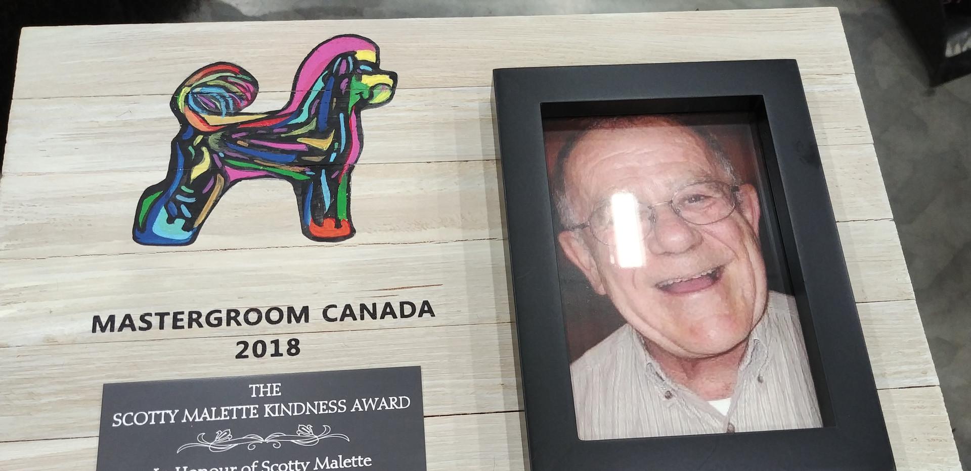 2018 Mastergroom Canada