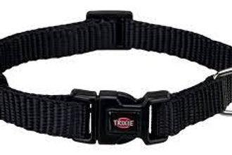 Trixie Premium Collar XS Black