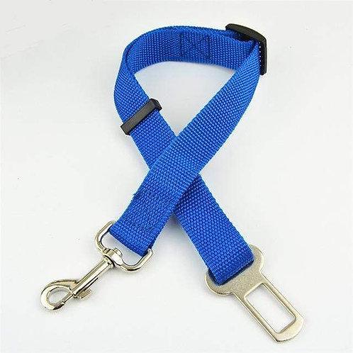 Dog Seat Belt - Blue