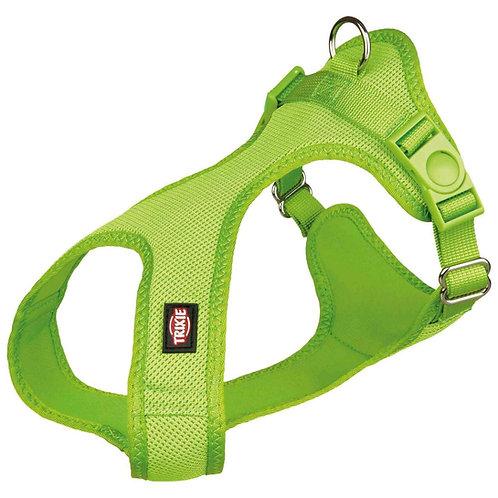 Trixie Soft Dog Harness Green XS-S