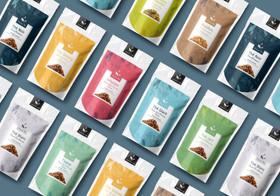 Collection sachet de thé de la marque Douceur Thé