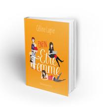 """Illustration de couverture """"Enfin être Femme"""""""