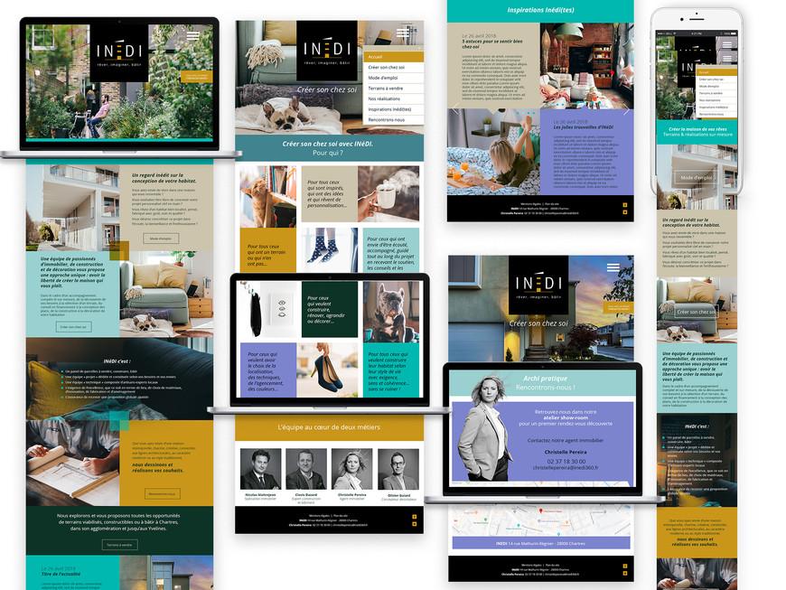 Webdesign INEDI