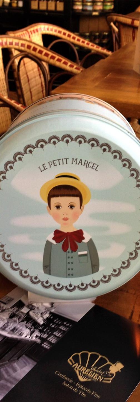 Coffret Petit Marcel chez Monsieur Aurélien