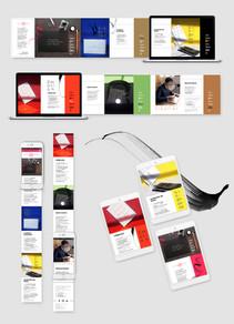 Webdesign Pleins et Déliés