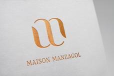 Logo Maison Manzagol