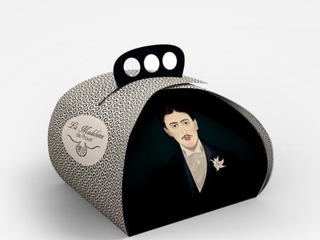 Ma magique collaboration avec La Madeleine de Proust