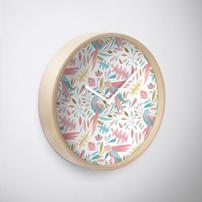 Horloge Birdy