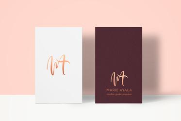 Logo Marie Ayala