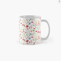 """Mug """"La plus Jolie des Fleurs"""""""