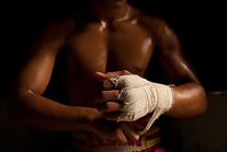 Guy, Hand Wrap, Boxing, Pre-Sale Discount Unlimited Membership
