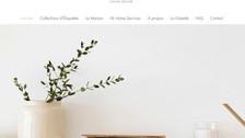 Vente en ligne d'articles pour l'organisation des intérieurs de maison - France