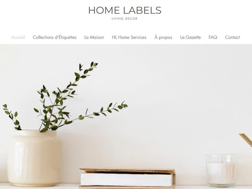Online sale of articles for the organization of home interiors - France