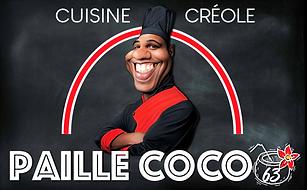 Paille Coco Traiteur, Stéphane Blanquin - Marché St Pierre