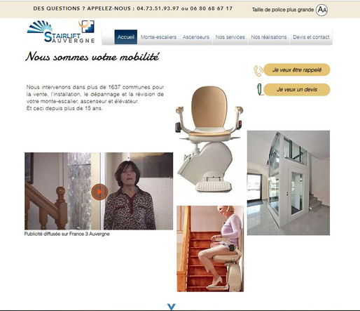 Stairlifts and elevators installer