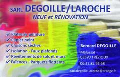 Sarl DEGOILLE / LAROCHE