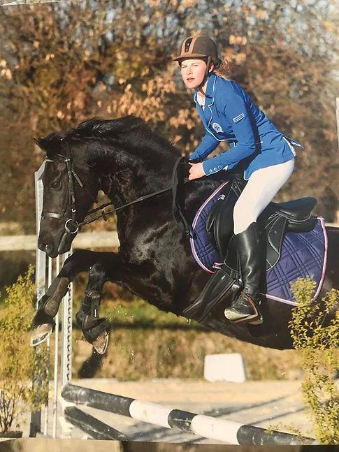 Concours d'équitation CSO