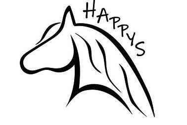 Logo les happys du PONY RUN RUN