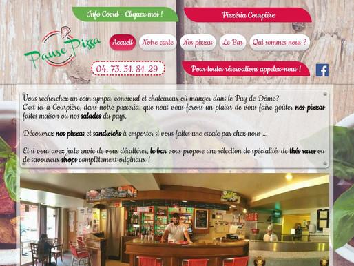 Restaurant, Pizzéria, Vente à emporter
