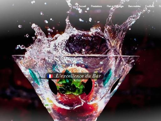 Bartender, Barman juggler, Mobile bar - France