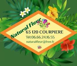 Natural Fleur, membre d'Horizon Courpière