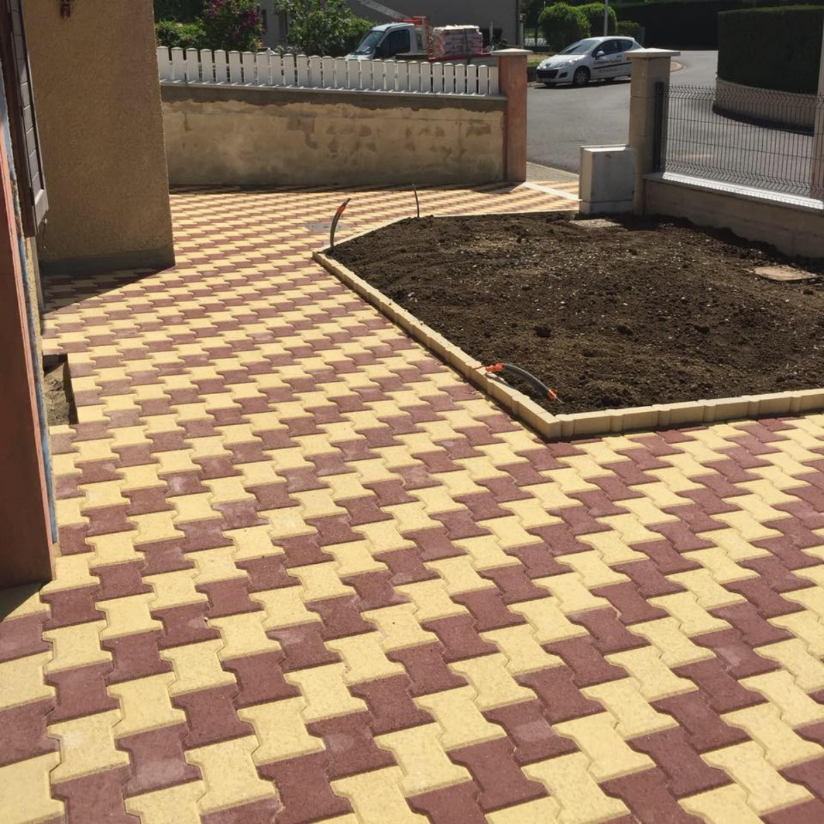 Terrasse - BMC CONSTRUCTION