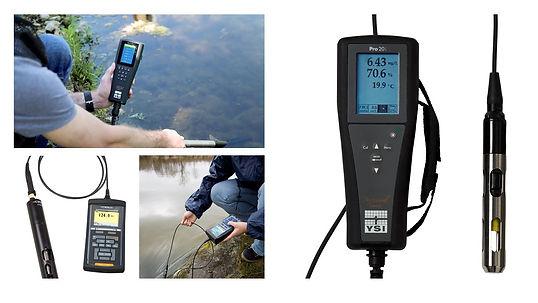 Mono-paramètre portable de terrain