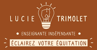 LUCIE TRIMOLET, partenaire du Domaine équestre de Margnat