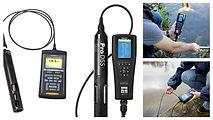 Mesures pH, O2, Conductivité, Température, Turbidité portable - DTEK