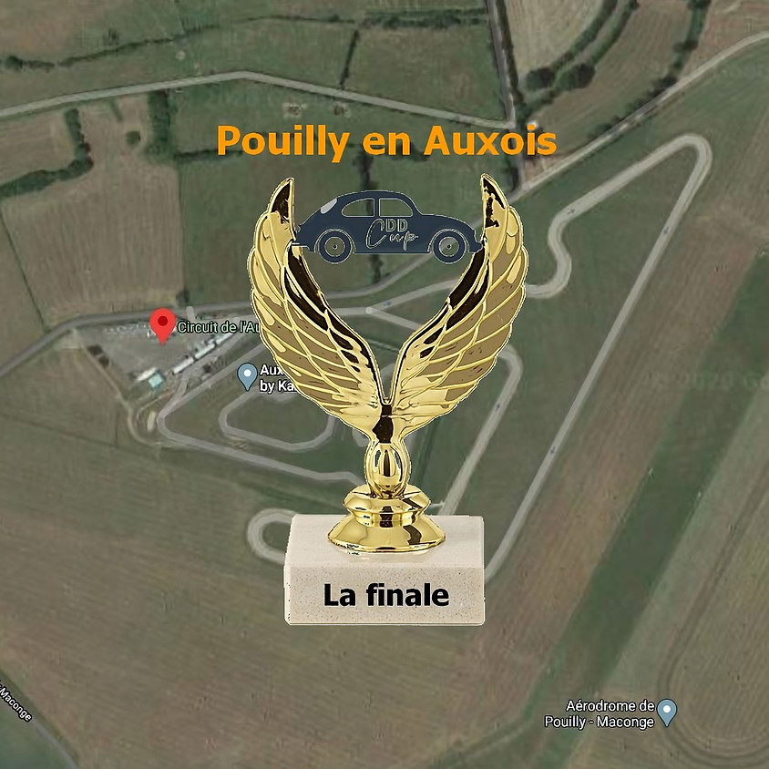 DD Cup : La finale à Pouilly en Auxois