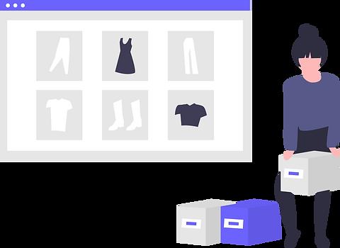 Boutique en ligne Wix avec 49euros.fr