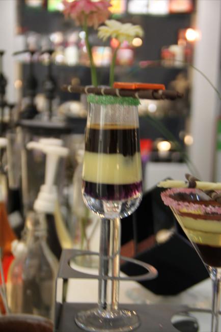 Cocktail réalisé par Geoffoy Maubon, Barista - Bartender