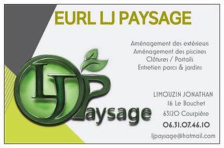 EURL LJ PAYSAGE membre d'Horizon Courpière