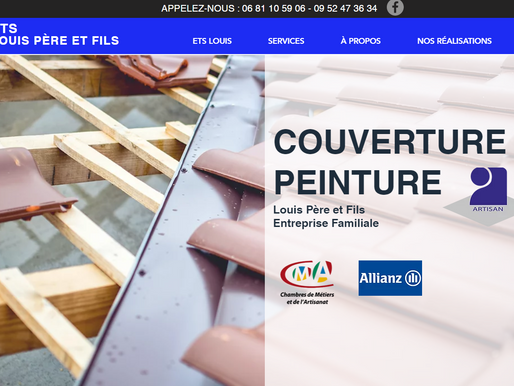 Roofing Roofing, Exterior Paintings - Île de France