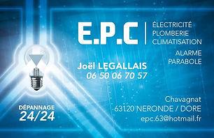 E.P.C Joël LEGALLAIS