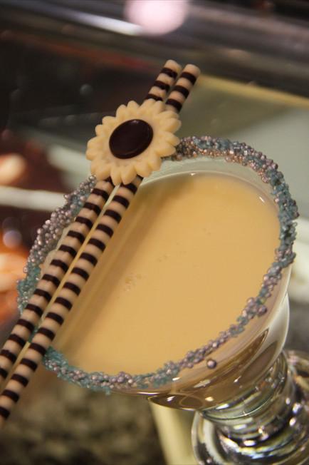Cocktail de Chocolat Blanc