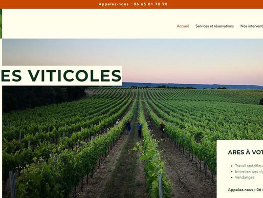 Services viticoles - Drôme
