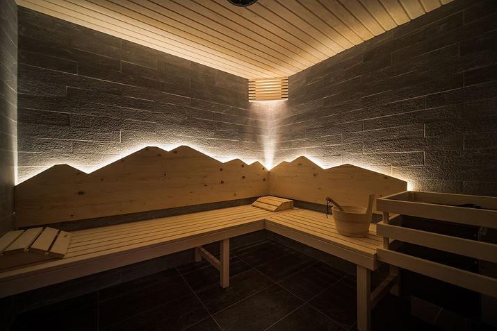 Sauna Chalet Arolla Tignes