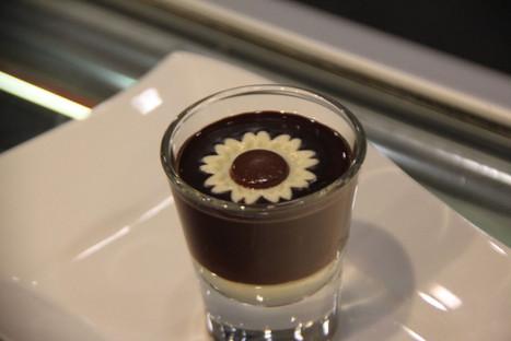 Shot de Chocolat Noir