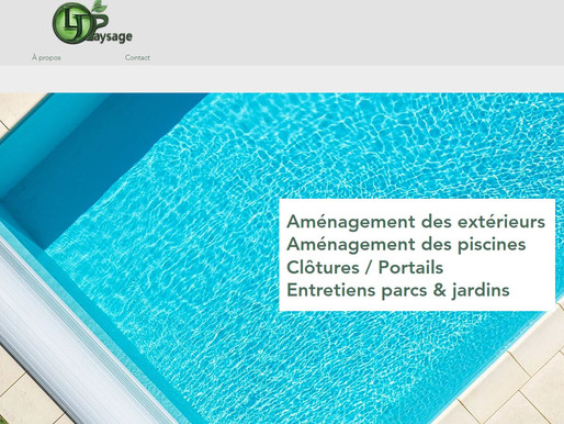 Landscaping, park & garden maintenance - Auvergne