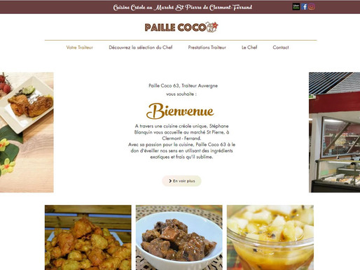 Creole cuisine caterer - Clermont-Ferrand